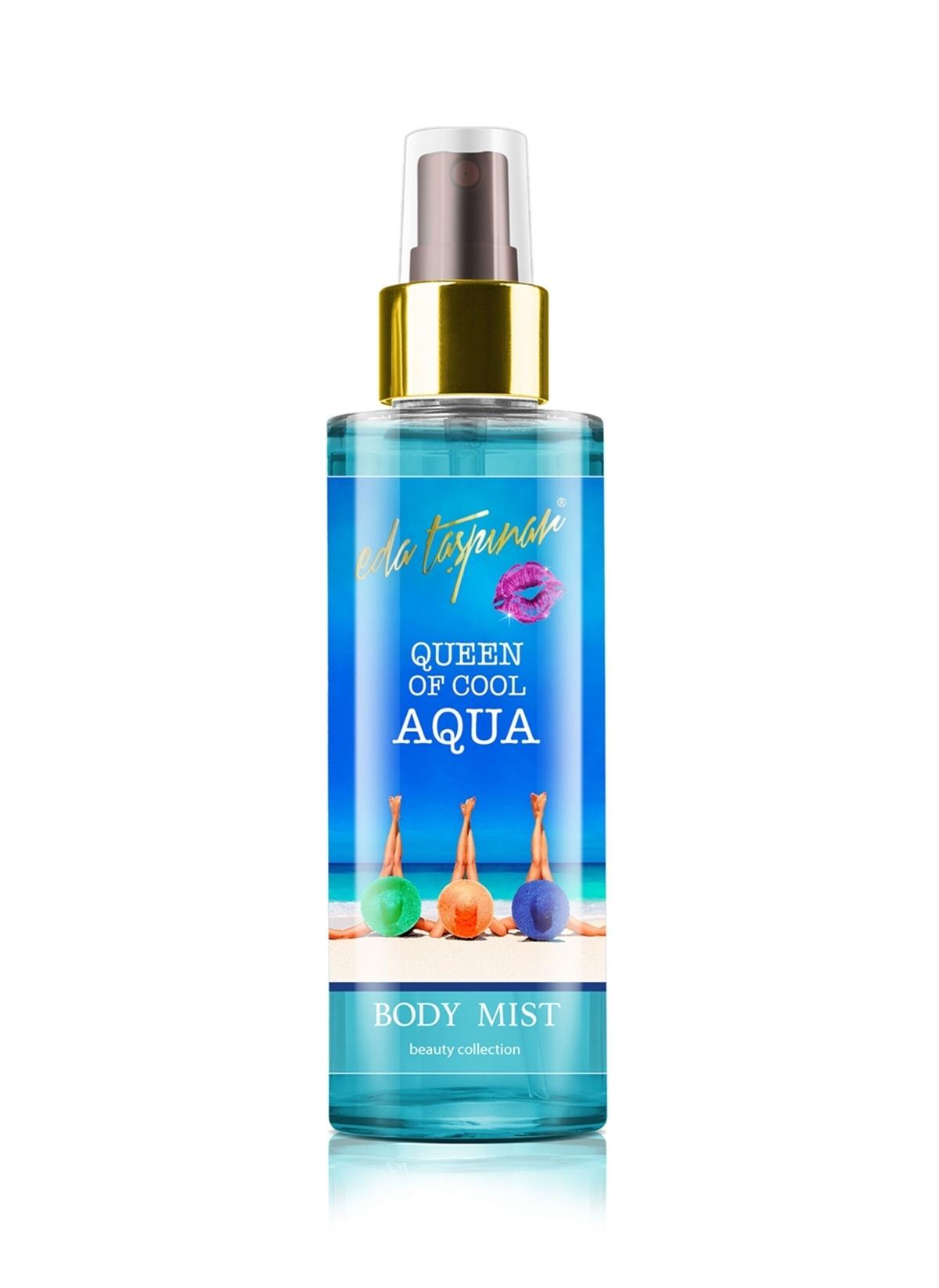 Eda Taşpınar Queen Of Cool Aqua 200 Ml Body Mist Eda Taşpınar Body Mıst Aqua – 24.99 TL